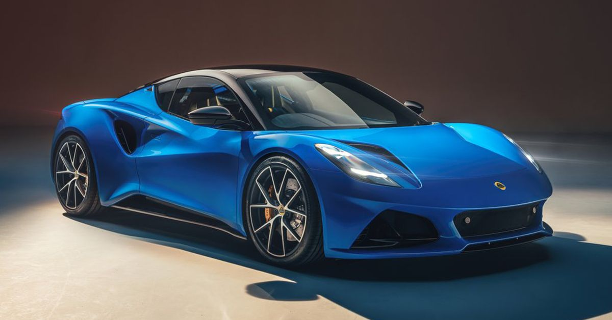 Here's How The Lotus Emira Marks The Start Of A New Sports Car Era