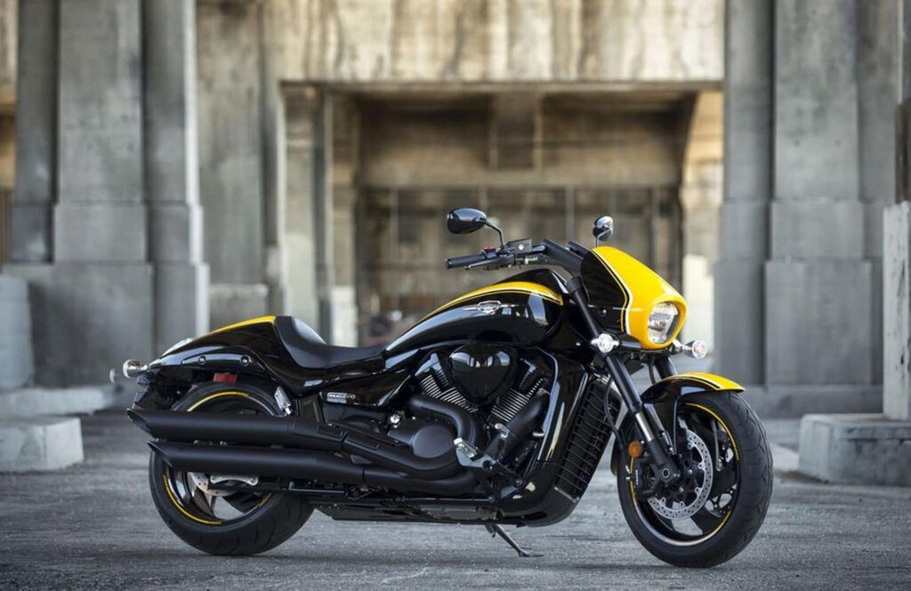 The 2021 Suzuki M109R B.O.S.S. Is The Performance Cruiser Other Bikes Wish They Were