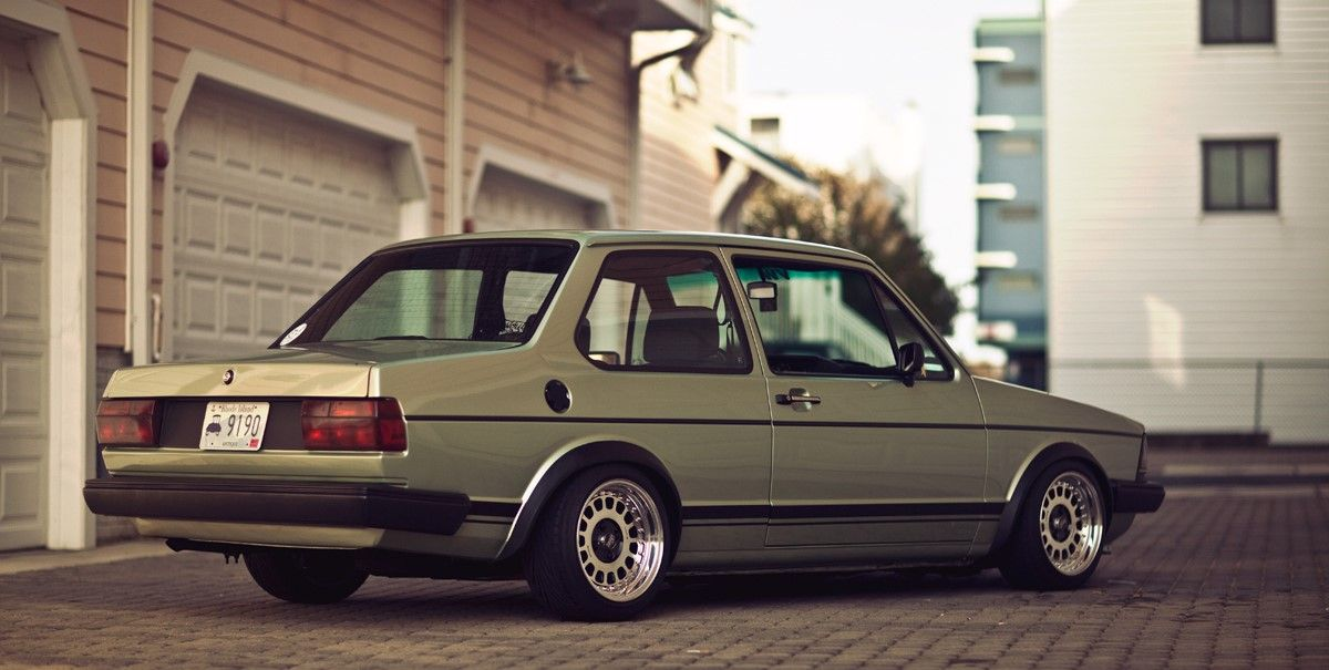 Here's Why Volkswagen Jetta Was The Fastest Car Of 1981