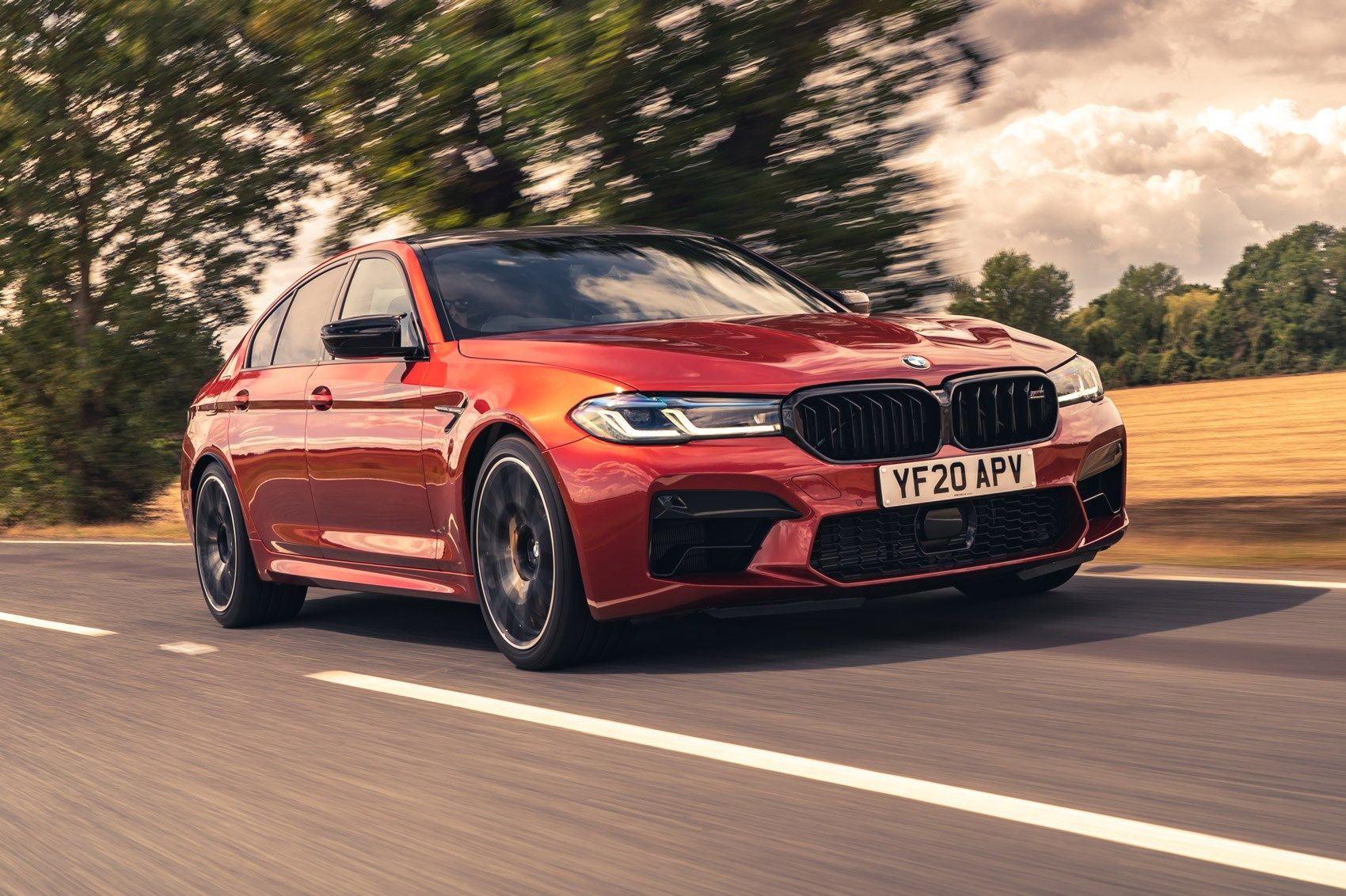 Best Of The Best: Mercedes-AMG E 63S Vs BMW M5 Competition