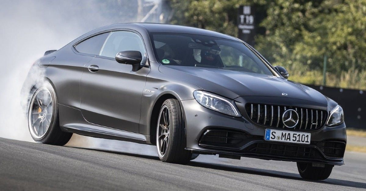 10 Sports Cars We'd Buy Over The Mercedes-Benz C63 AMG