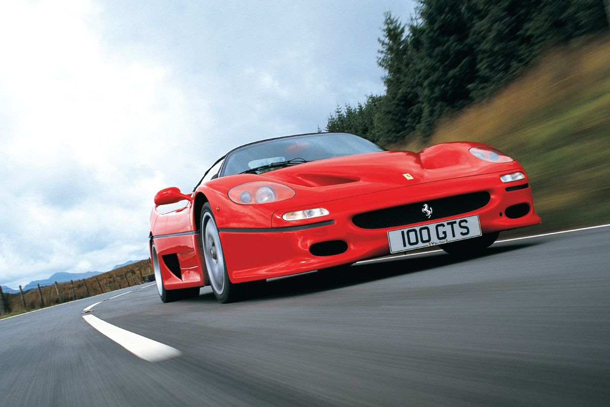 Why The Ferrari F50 Deserves More Recognition