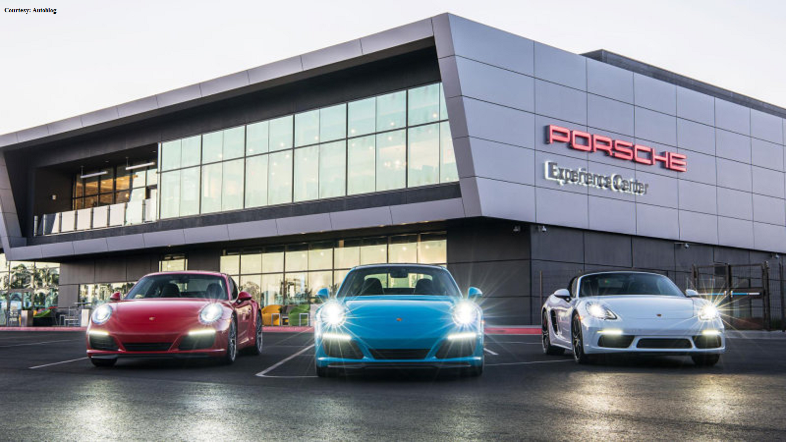 Here's What We're Looking Forward To From Porsche In The Next Three Years