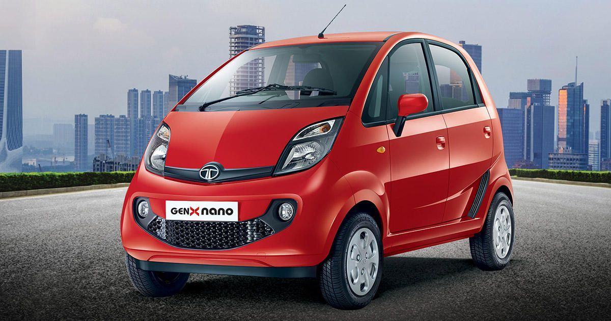 Here's What Made The Tato Nano The Cheapest Car In The World