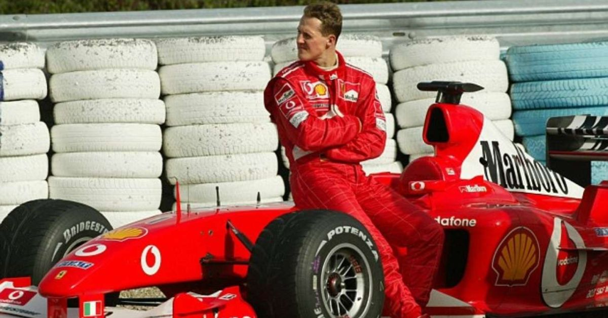 Everything We Know About The Netflix Schumacher Documentary - HotCars