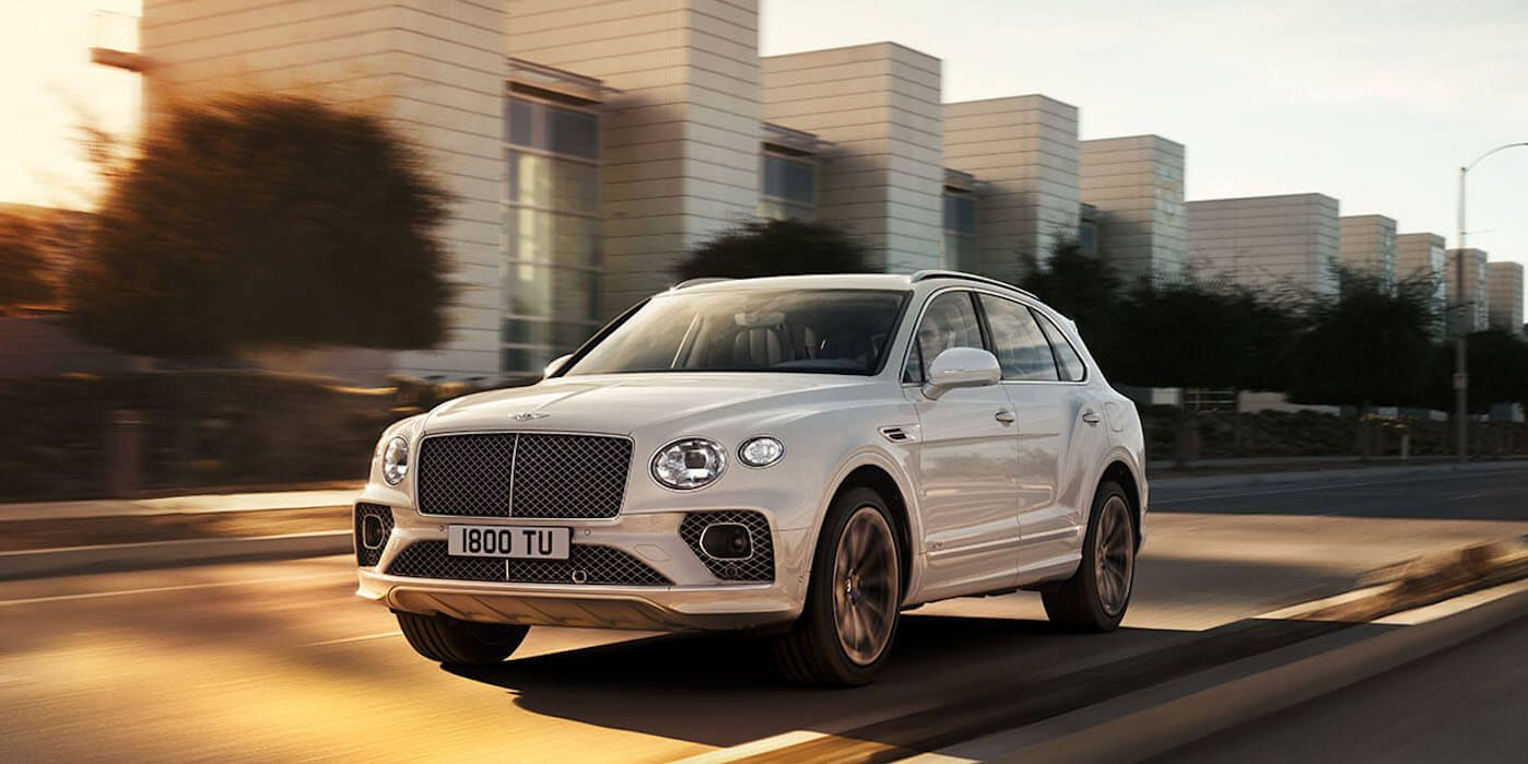 Here's Why We Love The Luxurious Interior Of The 2021 Bentley Bentayga