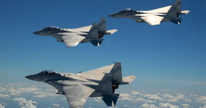 Boeing Just Rolled Out The Most Advanced Version Of The F-15 Fighter Jet - HotCars