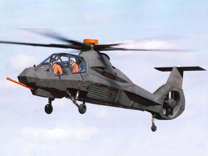 Here's Why The Most Expensive Helicopter Project Was Cancelled