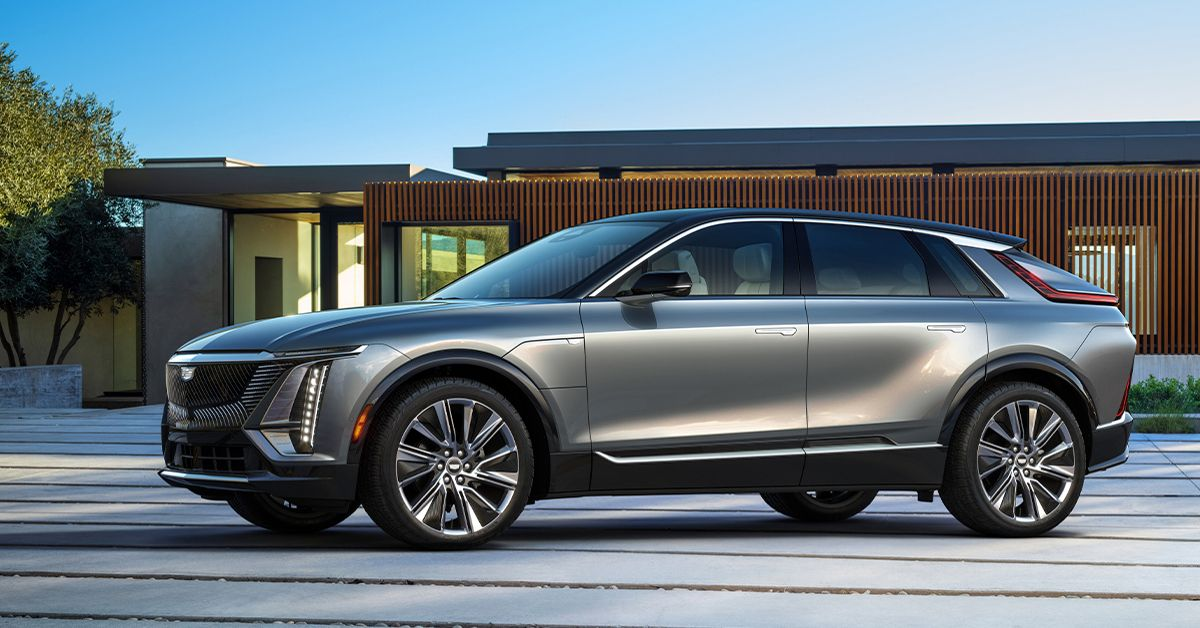 The 2023 Cadillac Lyriq Is Soo Awesome That It Sold Out In Just Ten Minutes