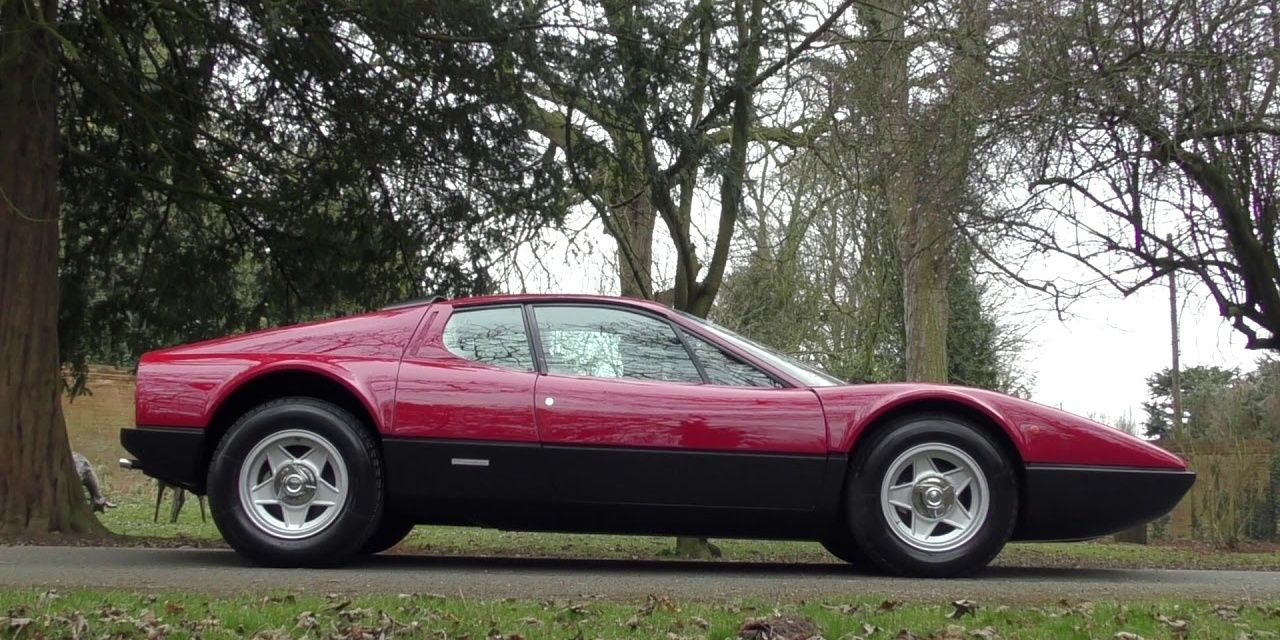 Ranking The 10 Absolute Coolest Sports Cars Of The '70s