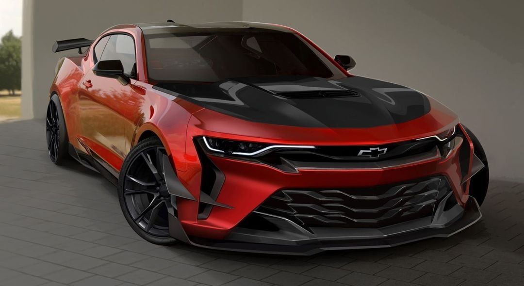 A Final Edition Chevrolet Camaro Could Be Coming In 2024