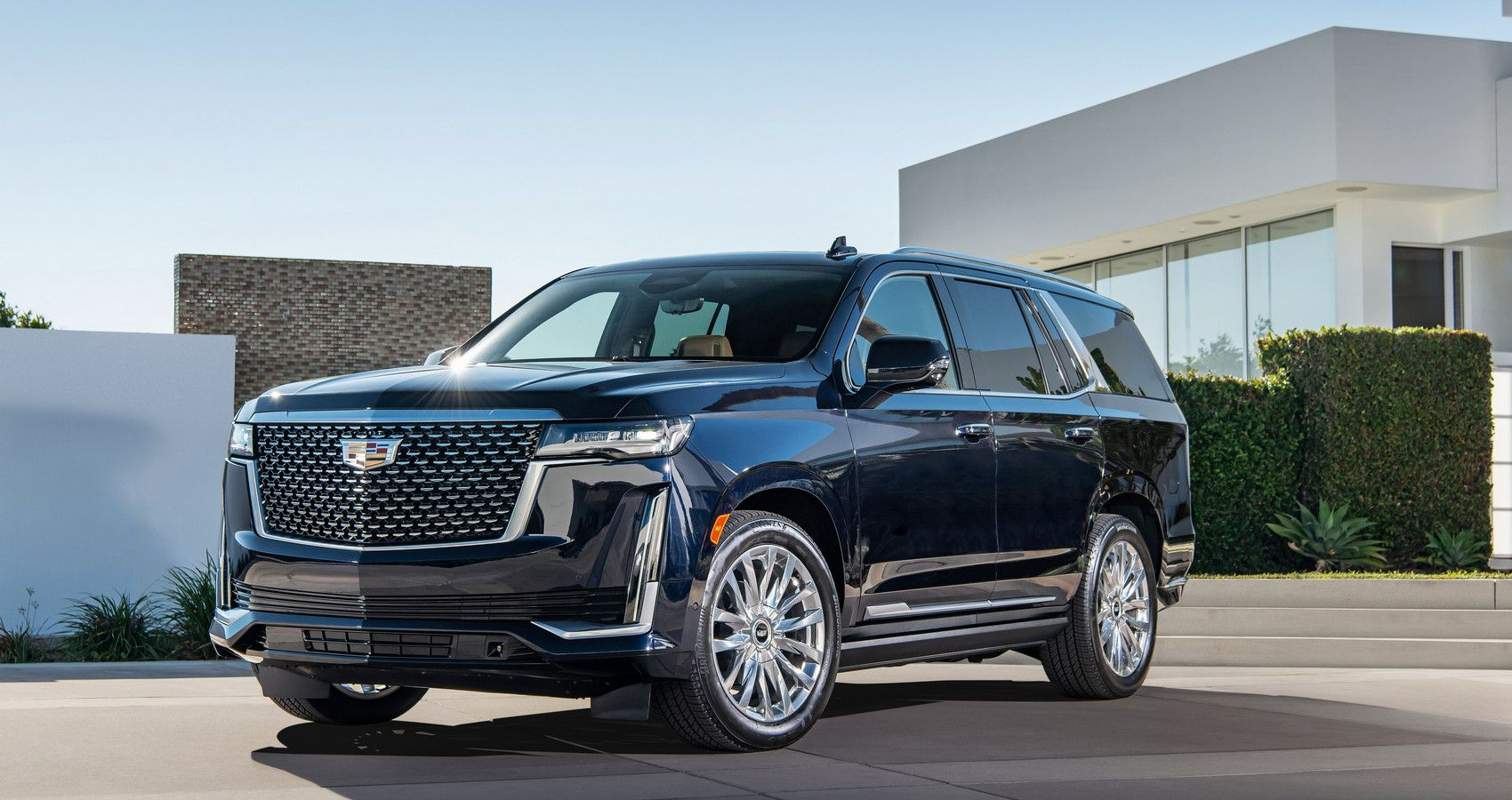 5 Best American Luxury Vehicles (5 Asian Luxury Cars We'd Rather Own)
