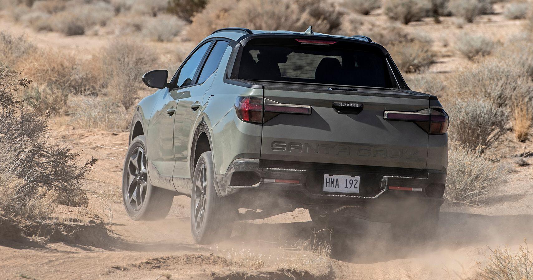 Move Over Corvette! The Hyundai Santa Cruz Is The Fastest-Selling Vehicle