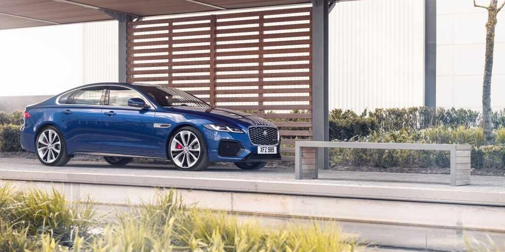 Here's What Makes The 2021 Jaguar XF An Underrated Luxury Sedan