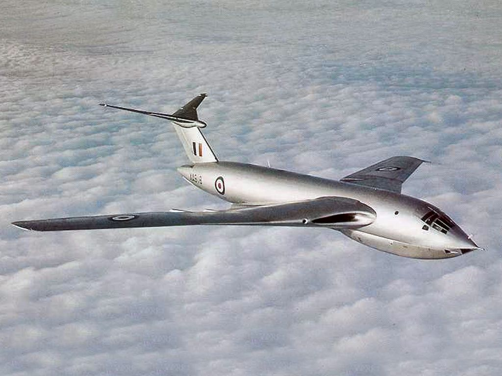 The Handley Page Victor: The Most Innovative Of The V-Bombers