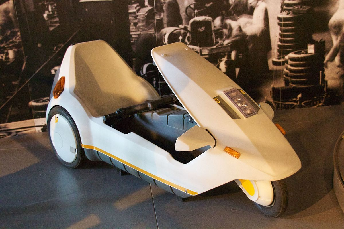 Here's What We Love About The Sinclair C5
