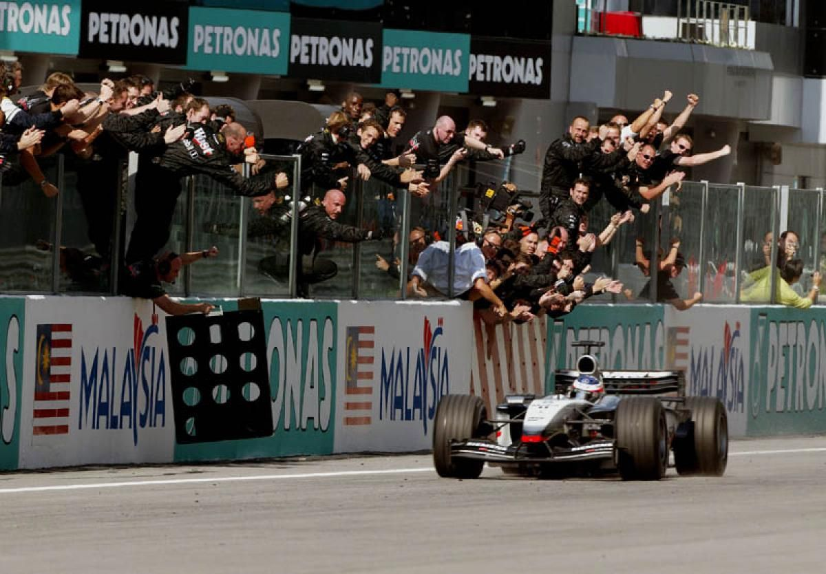 These Are The Most Memorable Moments In Kimi Raikkonen's Career