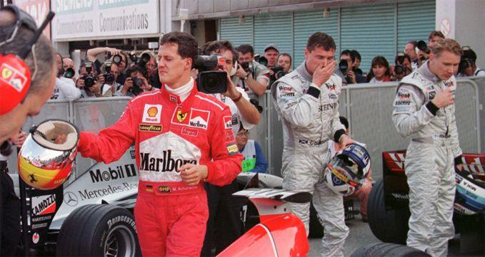 Schumacher's Greatest Victory: Hungary 1998