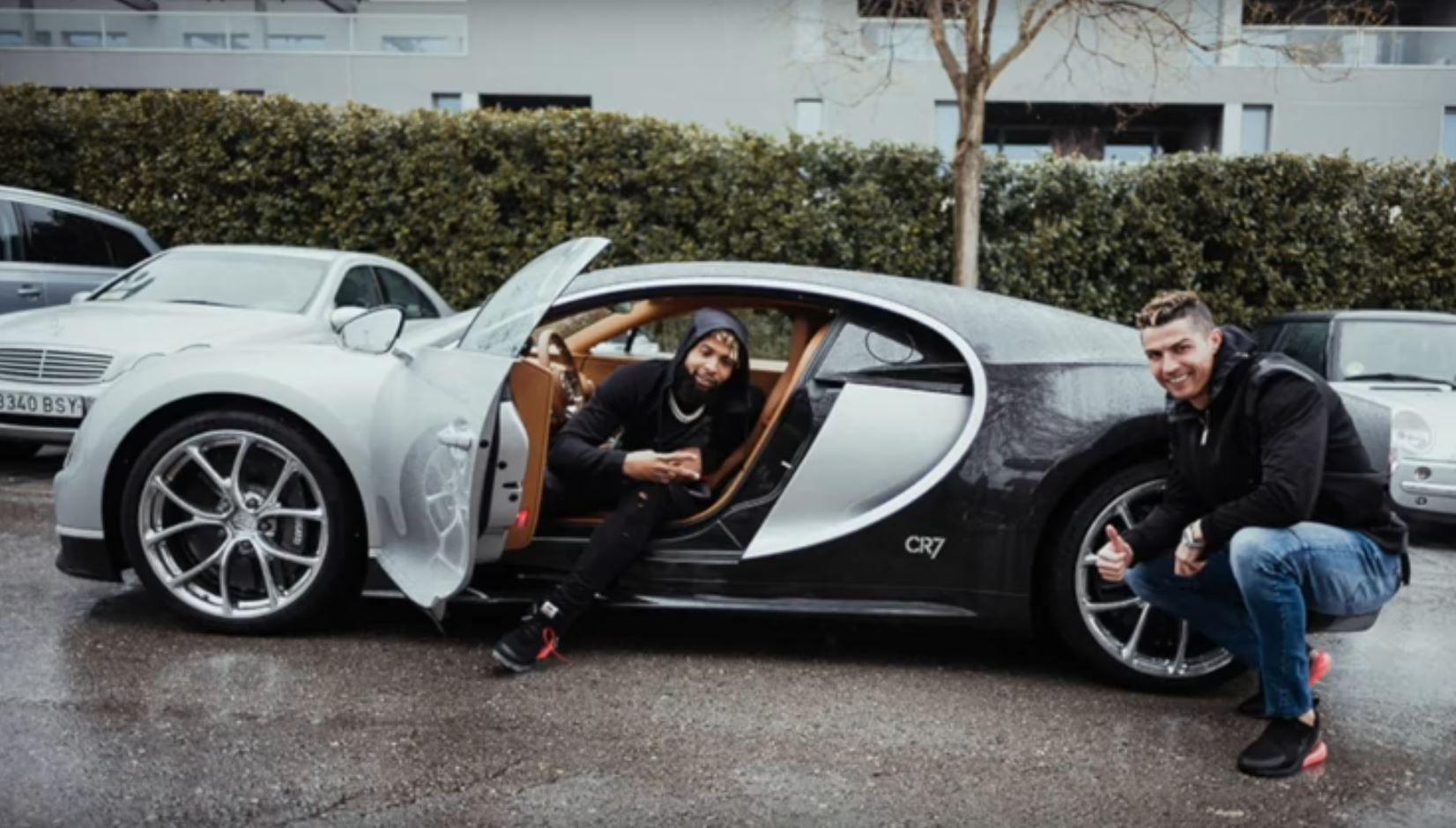 9 Cars Cristiano Ronaldo Will Never Give Up