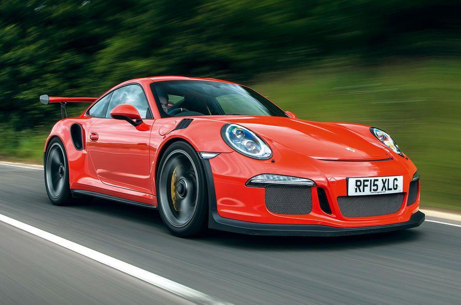A 2016 Porsche 911 GT3 RS Will Still Cost A Bomb, But It's Worth It