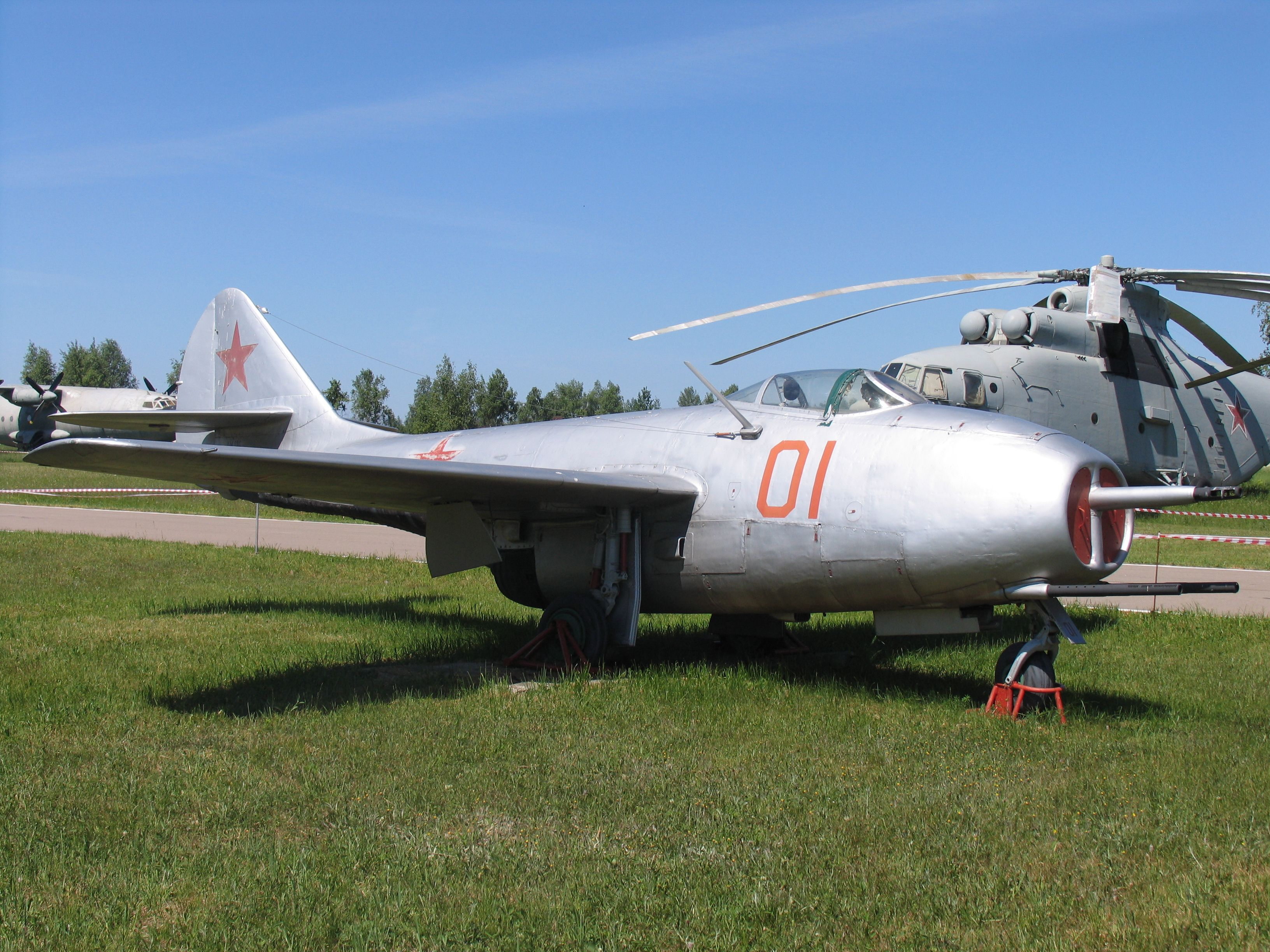 The Mig-15 Was The Soviet Union's Revolutionary Fighter Jet